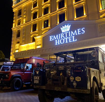 Singapur'dan Londra'ya Uzanan Hikayenin İstanbul Ayağı